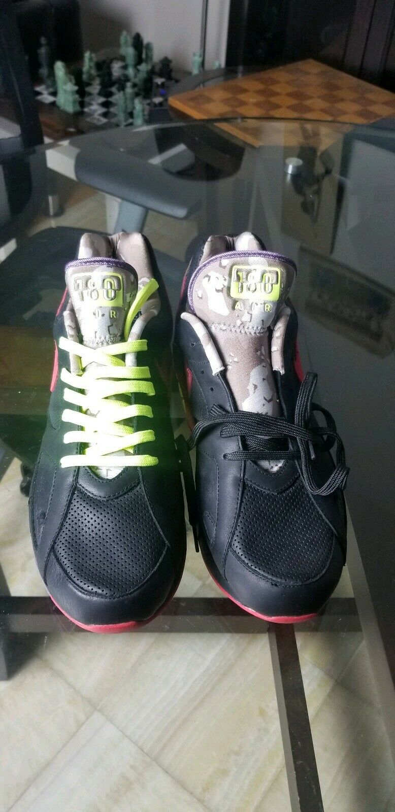 Nike Air Max 180 Premium Priority Opium Sz. 13