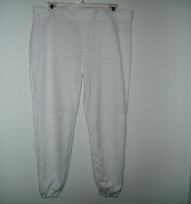 Base ball Baseball Pants YouthBoys  Grey Gray XSmall Polyester XS Pullup NEW