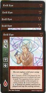 Evil Eye x5 HttB VTES Jyhad