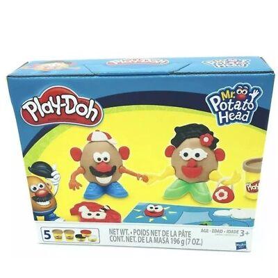 Mr Potato Head Play-Doh Fun Set Play Dough  Hasbro FAST SHIPPING NIB