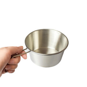 079c0d93601 Image is loading 18oz-AceCamp-Stainless-Steel-Sierra-Cup-w-Handle-