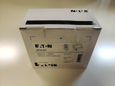 New Eaton Greengate SP20-MV Switchpack 120//277v
