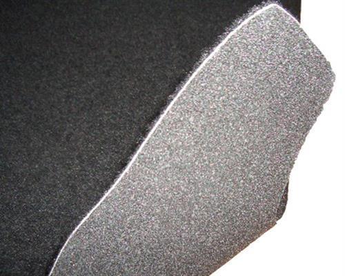 Kofferraummatte Teppich Fiat 500 ab 2007