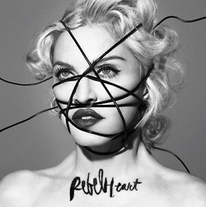 MADONNA-Rebel-Heart-Deluxe-Edition-CD-NEW