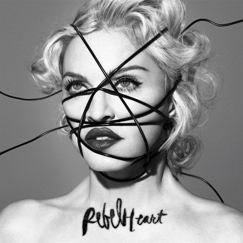 MADONNA Rebel Heart (Deluxe Edition) CD NEW