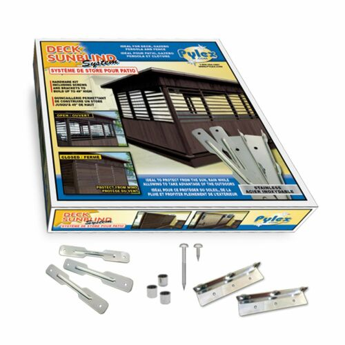 Pylex 11070 Sunblind System Stainless