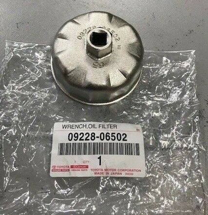 OIL FILTER TOOL TO SUIT COROLLA, CAMRY, RAV4, KLUGER, LANDCRUISER, YARIS, ECHO