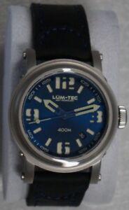 NEW-Lum-Tec-400M-series-400M-2-Military-Miyota-9015-automatic-Watch-w-WARRANTY