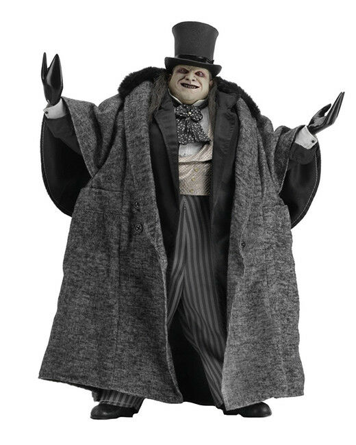 BATMAN: Returns - Mayoral Penguin (Danny DeVito) Figure 1/4 Scale Action Figure DeVito) (NECA) 362f0f