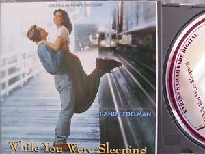 While-you-were-sleeping-OST-by-Randy-Edelman-WIE-NEU