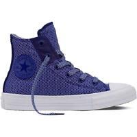 Converse Chuck Taylor All Star Ii Junior Indigo Textile Trainers