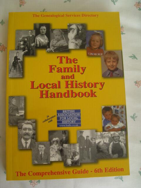 Genealogy: Family History Handbook: 6th Edition.