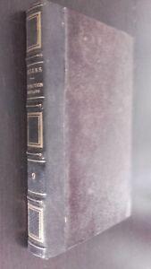 Histoire de La Revolution Francaise M. A. Thiers Tomo 9 mientras Que 1837 París