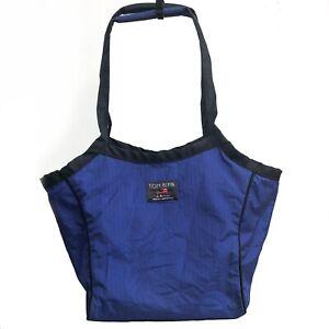 Tom-Bihn-NORDIC-Original-Small-Shop-Bag-RETIRED-Blue-Halcyon-Nylon-Dyneema-Tote