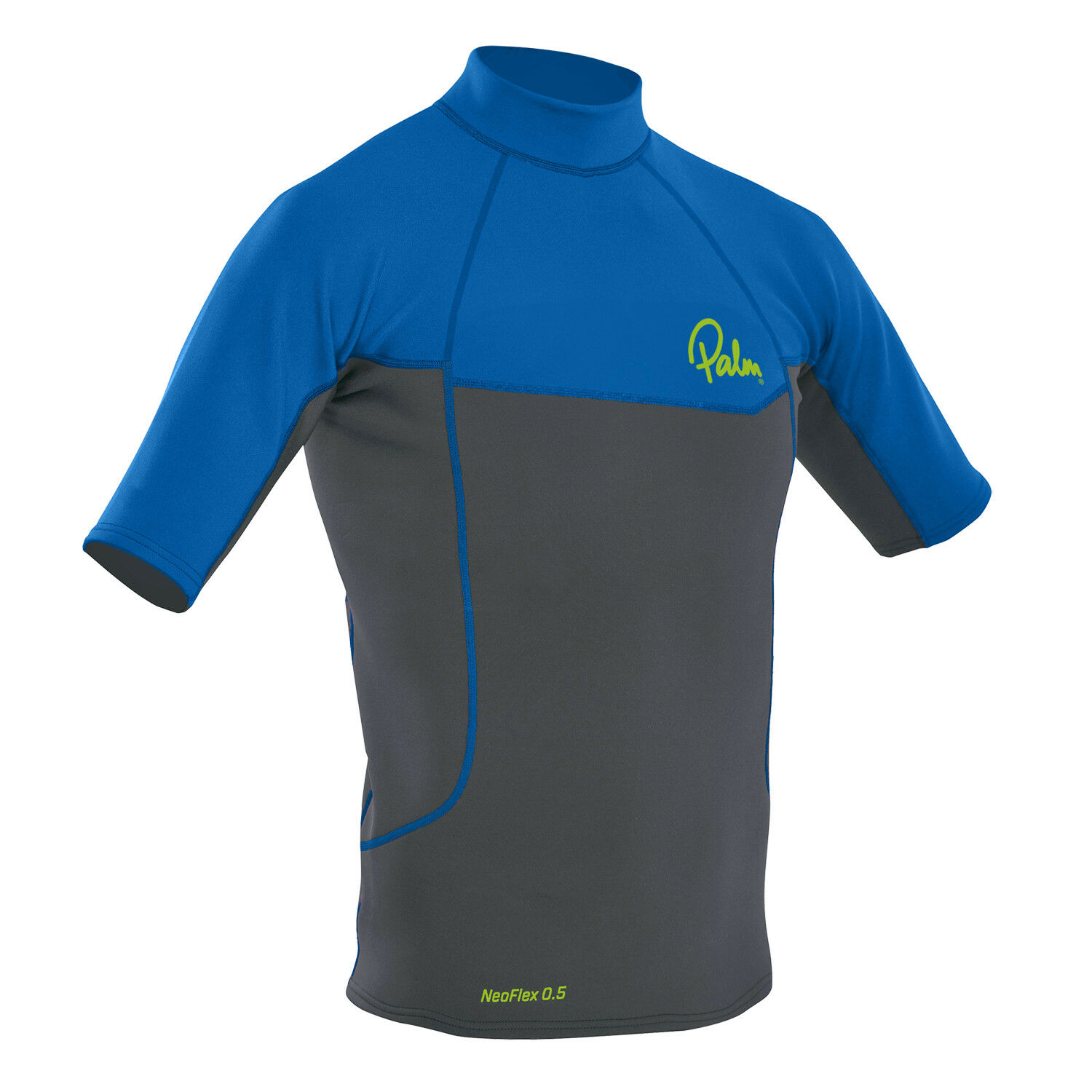 Palm NeoFlex Shortsleeve Top  2019 - Jet Grey blueee  hottest new styles