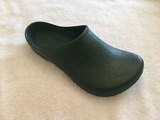 New Birkenstock Birki's Comfort Clogs Green EU 38 US 7 Best deal on eBay!