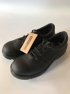 Portwest Zapatos Seguridad FW14 Protector Zapato Negro UK Size 10 EU 44 nos 11