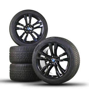 BMW-20-Zoll-X5-E70-F15-X6-F16-Winterraeder-Winterreifen-Alufelgen-M468-NEU