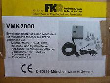 Erweiterungssatz FKR VMK2000 f. Mischkreis Viessmann Mischer Neu OVP