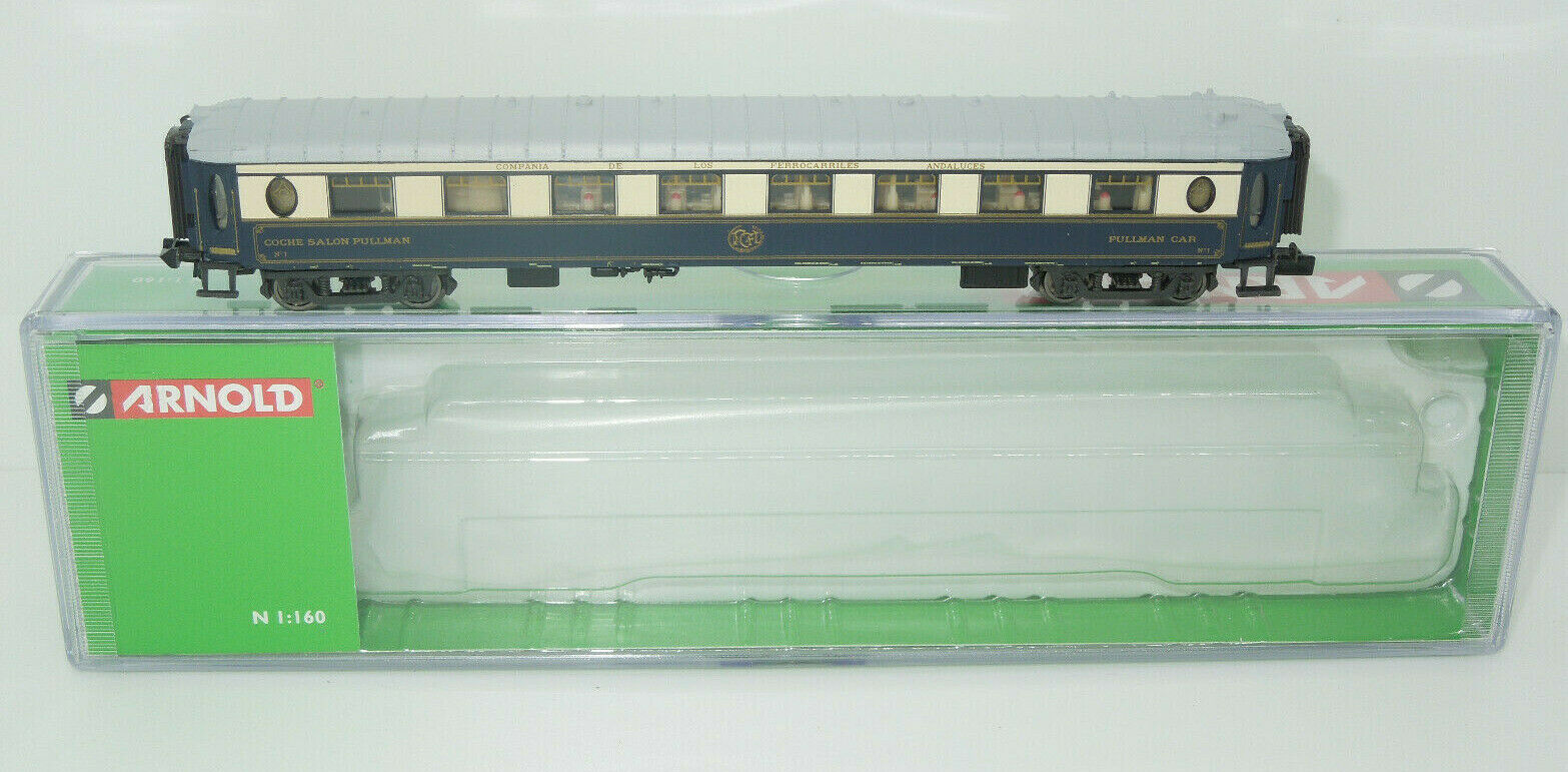 Arnold Spur N 4153 Salonwagen der RENFE (Lo)