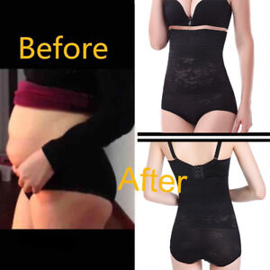 UK-Ladies-Pull-Me-In-Hold-In-Firm-Control-Magic-Knickers-Shaper-Underwear-Briefs