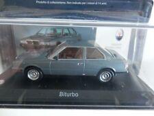 1:43 Leo Models Maserati Biturbo 1982 greymetallic