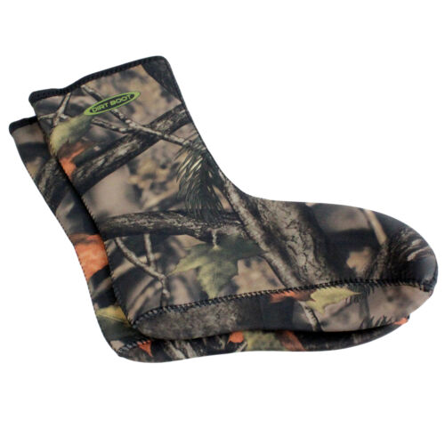 Dirt Boot® Neoprene Wellington Sock Fishing Hunting Muck Socks Camo