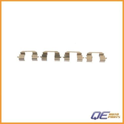 13307 for Honda Civic 1996-2008 Front Disc Brake Hardware Kit OPparts 6122102