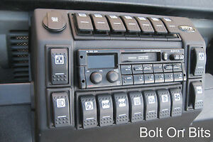 RDX-Command-Console-LandRover-Defender-90-110-Dashboard