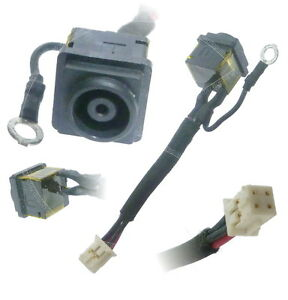 Sony-Vaio-PCG-21212T-DC-Power-Jack-Port-Socket-w-Cable-Connector