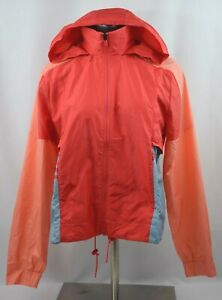 Adidas-ID-Woven-Shell-Jacket-Coral-Grey-Women-039-s-Size-XS-XL-New-with-Tags-CW2279