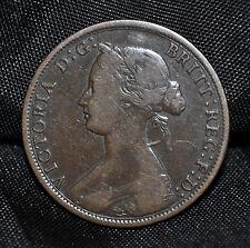 1862 Nova Scotia One Cent VG-10