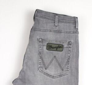 Wrangler Hommes Arizona Standard Jeans Jambe Droite Taille W32 L32 AOZ931