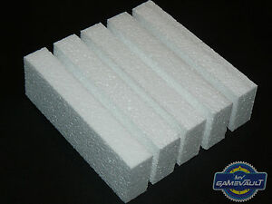 10-x-Replacement-Polystyrene-Blocks-Poly-Insert-for-NES-Game-Box-1st-Class-Post