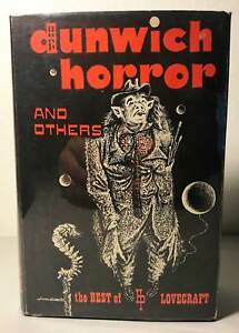 H-P-Lovecraft-THE-DUNWICH-HORROR-AND-OTHERS-modern-first-edition