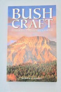 Bushcraft: Outdoor Skills and Wilderness Survival by Mors Kochanski...