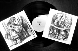 SPECIAL-REQUEST-THROUGH-THE-LOOKING-GLASS-LP-WITH-BLOTTER-ACID-SHEET-ALICE