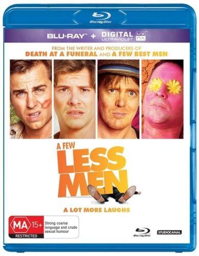 1 of 1 - A Few Less Men (Blu-ray, 2017) Ex rental