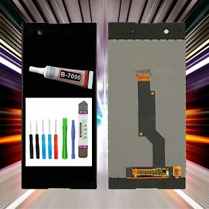 Display-fuer-Original-Sony-Xperia-XA1-G3121-LCD-Bildschirm-Touch-Schwarz-TOOL
