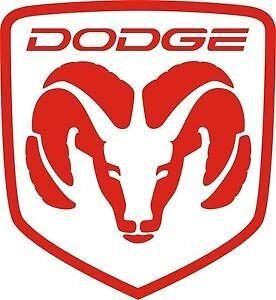Dodge Ram Head Decal 1500 2500HD 3500HD Vinyl Sticker 12 COLORS