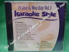 Karaoke Style: Praise and Worship, Vol. 1 by Karaoke (CD, Jul-2003, Daywind)