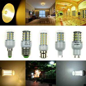791215w G9 Led 5 Lampe Variation Sur 5 Détails À Smd Gu10 B22 E27 Maïs E14 roexBdCW