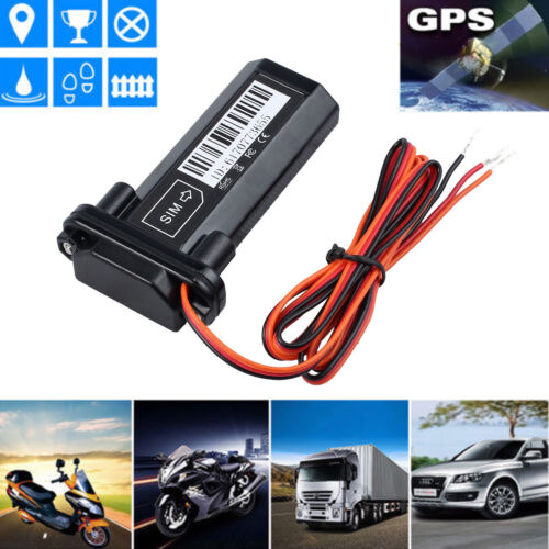 Mini Car Vehicle GPS Tracker Locator Waterproof Tracking System Device Motorbike