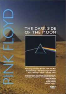 DVD Pink Floyd –The Making of  The Dark Side Of The Moon Italy 2003 Mondadori