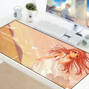 XXL-Gaming-Mauspads-Gross-Anime-Manga-Girl-Mausunterlage-Computer-PC-Mousepad-z