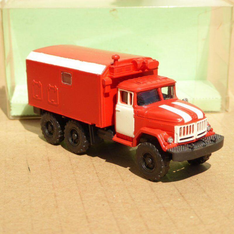 grandi prezzi scontati RK modellololi h0 ZIL ZIL ZIL 131 vigili del fuoco-dispositivi autorello QCS costruzione DDR, CSSR, URSS, NVA 1 87  grande sconto
