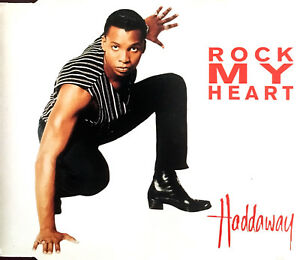 Haddaway-Maxi-CD-Rock-My-Heart-Europe-M-VG