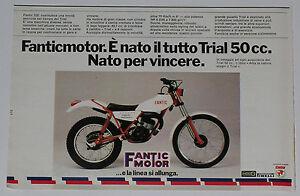 Advert-Pubblicita-1979-FANTIC-330-TRIAL-50-CC