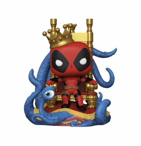 Ma Pop IN STOCK: King Deadpool Vinyl Art Toys Brand: Funko Series: Pop Vinyl