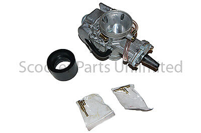 Moped Scooter Engine 30mm Performance Carburetor Carb For Honda Ruckus 150cc
